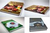 Stampa di goffratura del libro di cucina del Hardcover di disegno semplice