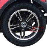 障害があるのための400With500W大人3の車輪のTrikeの電気スクーター
