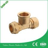 Encaixes de tubulação da mangueira do acoplamento do Camlock (alumínio, bronze, aço inoxidável 316/304, nylon & PP)