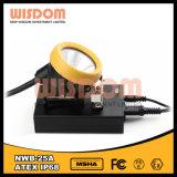 Caricatore della lampada di protezione del minatore portatile professionista