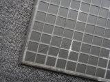 De zwarte Tegel van de Vloer van het Porselein van de Oppervlakte van de Kleur Matte