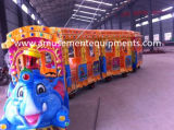 Fornitore Directly Price Elephant Trackless Train da vendere