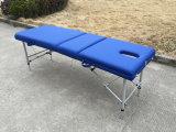 Tableau en aluminium Amt-003 de massage de poids léger avec le dossier réglable