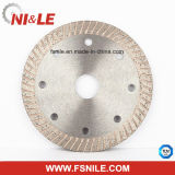 Diamante Universal Turbo Circular Saw Blade (105mm a 250mm)