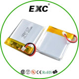 OEM 603035 Lithium Cell Battery李イオンBattery 3.7V 600mAh Slim Battery