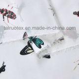 Crepe De Китай Шелк 16mm реактивный напечатанный для повелительницы Рубашки