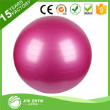 PVC colorido Eco-Friendly bola de gimnasia para la aptitud