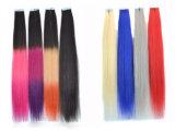 Form-doppelseitige anhaftende Steigung Nicht-Verfolgen Perücken und Haar-Extensionen