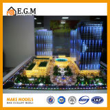 건축 모형 또는 상업적인 건물 모형 또는 전람 모형 디자인 또는 프로젝트 건물 모형 또는 훈장 또는 건축 모형 주문화