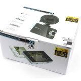 Камера HD DVR K6000 автомобиля полного потребителя HD ручная