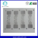 Long Range Reading Passief UHF RFID Sticker