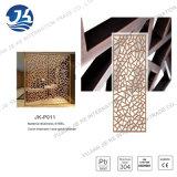 Factroy Proveedor pantalla láser corte decorativo de acero inoxidable (OEM DISEÑO) Jk-P013