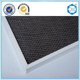 Filtro de aire industrial con el filtro activo catalítico del carbón del panal de aluminio