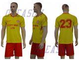 Fußball-Hemd-Fußball-Hemd der Männer mit Polyester-Fußball Uniiform