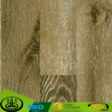 حبّة خشبيّة زخرفيّة يطبع ورقة لأنّ أرضية وخشب رقائقيّ