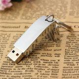 ギフトのためのKeychainの金属のフラッシュ・メモリの棒の記憶USB 2.0