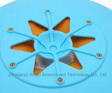 FDA van de Dekking van het Deksel van de Pot van het Silicone van de Kurk van de Morserij van het silicone LFGB Goedgekeurde SL15