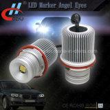 Emark aprobó los ojos del ángel de la etiqueta de plástico de E39 40W 4LED LED para BMW