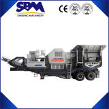 中国Mobile Concrete Crusher PlantかConcrete Crushing Equipment
