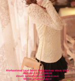 좋은 판매 Wedding  Cotton  Lace  Garment를 위한 직물