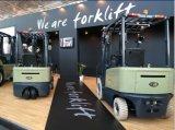UNO Brand 1.8t 3-Wheel Electric Forklift mit Duplex 3.5m Mast