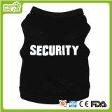 Vêtements de gilet d'animal familier de garantie de tissu de coton (HN-PC786)