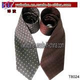 Relation étroite en soie de collet de la cravate de l'homme en soie de cravate de qualité (T8025)