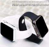 2016 Gu08s Bluetooth 스포츠 지능적인 Mobil 전화 손목 시계 손목 시계