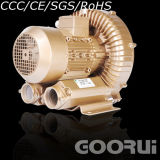1.2HP Air Ring Side Channel Blower voor Sewage Treatment