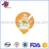 Алюминиевая фольга Lid Laminated PE для Plastic Cup Sealing