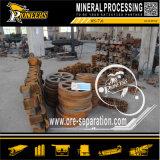 Separazione efficiente del minerale metallifero di estrazione mineraria del bicromato di potassio che agita la macchina della Tabella per arricchimento nel bicromato di potassio
