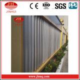 Corrimano di alluminio materiale decorativo della rete fissa della tenda d'acciaio delle cortine di ferro (Jh159)