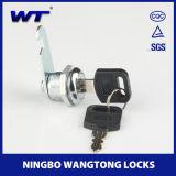 Bloqueo del rectángulo de joyería de la aleación 16mm/20m m del cinc de la alta calidad de Wangtong
