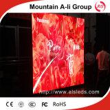 P4 visualizzazione dell'interno di alta risoluzione di colore completo LED video