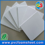까만 PVC Foam Sheet Manufacturer (Hot 크기: 1.22m*2.44m)