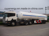 China Tanker 2015 LNG Semi Trailer mit ASME GB