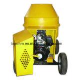 熱い販売の構築機械装置の動産650リットルのコンクリートミキサー車