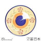 30PCS Ceramic Stoneware Dinner Set 5persons Home Use