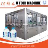 Machine de remplissage professionnelle d'eau embouteillée de l'acier inoxydable 5L de créateur