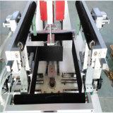 De halfautomatische Doos die van het Karton Machine vormen