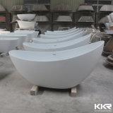 Badezimmer-Waren moderne freistehende Corian Bathring Wanne