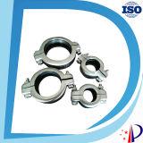 Acoplamentos elevados Perfurador-Pressionados de Victaulic da pressão de funcionamento do aço inoxidável do ofício