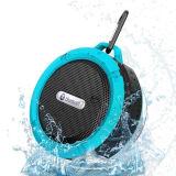 Portable Waterproof Bluetooth 3.0 5W Haut-parleurs Bluetooth sans fil C6 Boîte de son stéréo de haute qualité