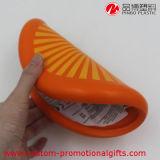 De ronde Vliegende Schijf Frisbee van het Silicone van de Vorm Zachte