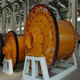Máquina de moedura molhada contínua do moinho de esfera da mina de minério do ouro