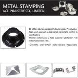 Custom Made Stamping Metal Parts of Cabinet Shelf Bracket