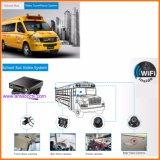 4/8 버스, 트럭, 차량, 차, 택시, 함대를 위한 사진기 이동할 수 있는 DVR 시스템