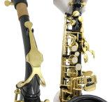 Черным покрынный никелем покрынный &Silver&Nickel саксофон саксофона альта Eb (WSS-896)