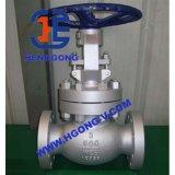 API/DIN Form-Stahl-industrielles Schrauben-Mütze-Flansch-Kugel-Ventil