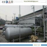 15 tonnellate per distilleria di gomma di raffinazione del petrolio di giorno continuamente